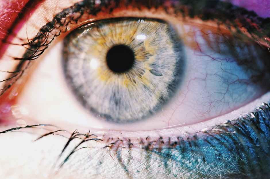 human s eye